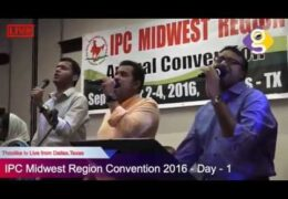 2016-IPC Midwest Region Convention-Day1