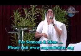 Sisters' Seminar 2012 Message