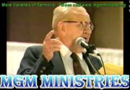 Testimony of George Cook, Part 1