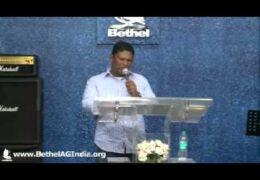 Testimony at Bethel AG, Bangalore