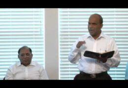 Pastors Meeting Message