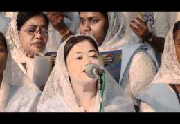 Kumbanad Convention 2011 choir Hindi worship song