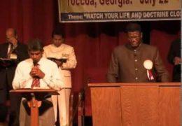2010 NACOG-Sunday Worship Service