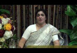 Testimony of Sis. Soosan K. Thomas-Bahrain