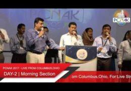 PCNAK 2017, DAY 2 – Morning