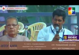 2018 IPC Kumbanad Convention Saturday Evening Worship Songs
