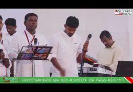2018 CGI Kerala Region Convention-Sunday Worship Service