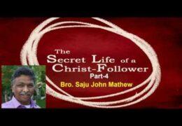 Secret Life of a Christian-Part-04