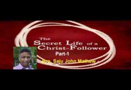 Secret Life of a Christian-Part-01