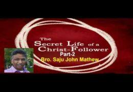 Secret Life of a Christian-Part-02