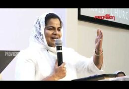 Harvest Church of God – Sisters Meeting
