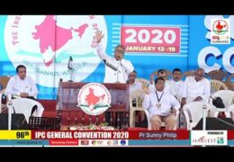2020 IPC General Convention – Thursday Day Session