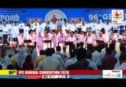 2020 IPC General Convention – Wednesday Evening