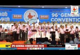 2020 IPC General Convention – Thursday Evening