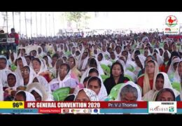 2020 IPC General Convention – Saturday Day Session
