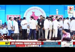 2020 IPC General Convention – Saturday Afternoon Meeting