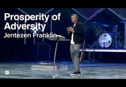 The Prosperity of Adversity