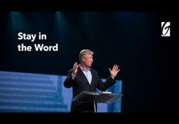 Stay in the Word