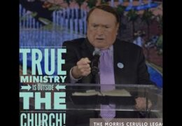 True Ministry is Outside the Church