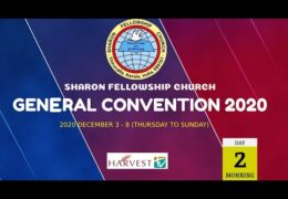 2020 Sharon General Convention Ladies Meeting-Friday