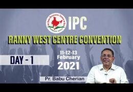 2021 IPC Ranni West Center Convention-Day1